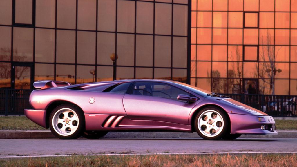 Giá của Lamborghini Aventador SV SE30Th đã chạy 113Km