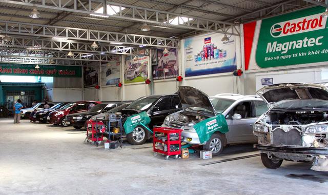 Điều kiện thành lập công ty sữa chữa ô tô và mua bán tại Nghệ An