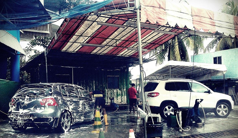 Kinh doanh rửa xe ô tô tại Nghệ An