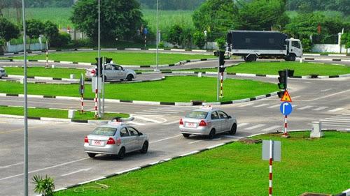 Học bằng lái xe ô tô tại Nghệ An