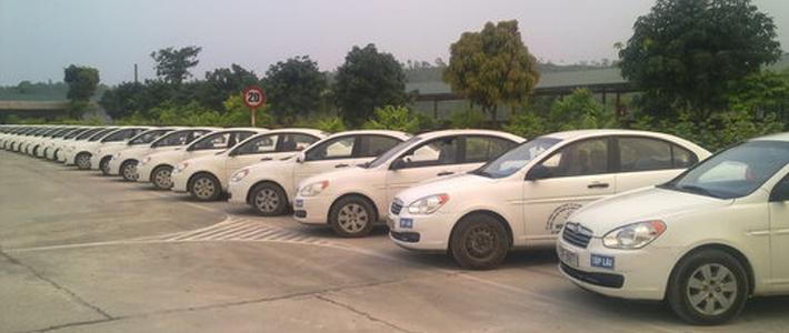 Học bằng lái xe ô tô tại Hà Tĩnh