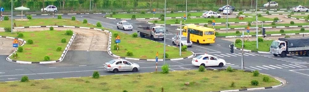 Học lái xe tại Nghệ An