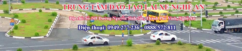 banner Học lái xe nghệ an