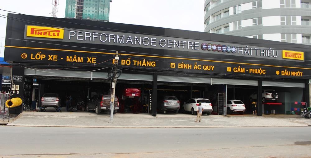 Thành lập công ty ắc quy ô tô và lốp ô tô tại Nghệ An