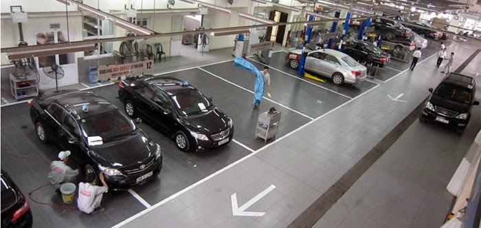 Dịch vụ thành lập công ty ắc quy ô tô và lốp ô tô tại Nghệ An